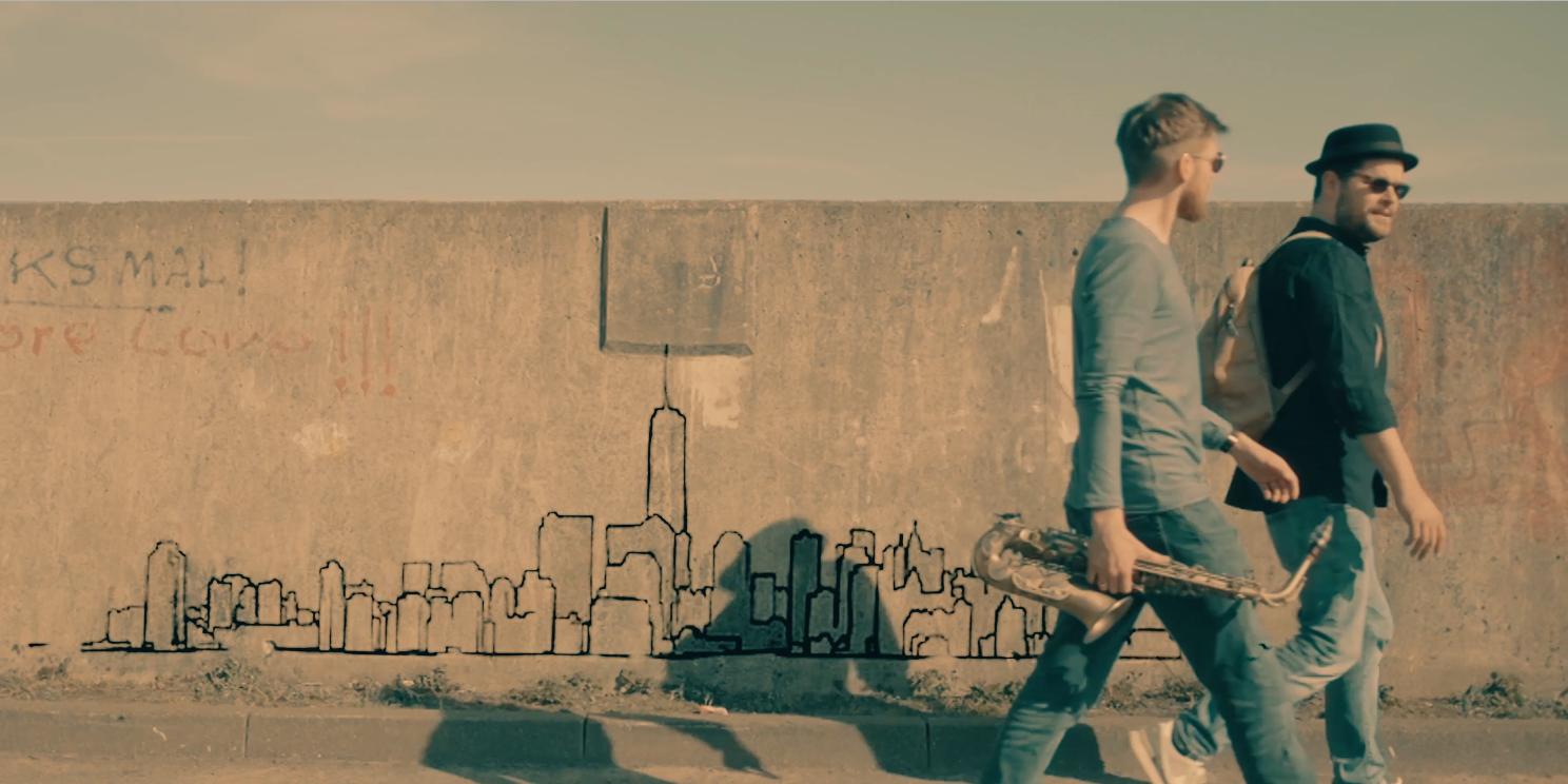 Ich geh mit dir – Musikvideo
